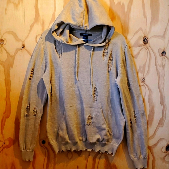 Forever 21 Shabby Chic hoodie